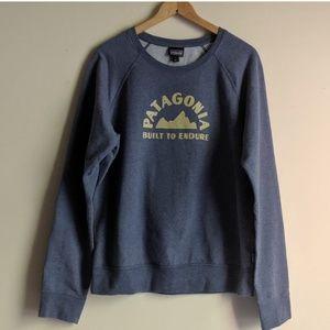 Patagonia Sweaters - Patagonia Unisex Crew-neck Sweatshirt L